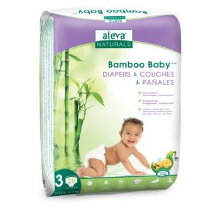 Bamboo Diapers & Wipes